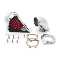 Spike Air Cleaner Filter Kits For Harley S&S Custom Cv Evo Xl Sportster Chrome