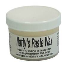 Poorboys Car Detailing/Valeting/Cleaning Natty's Paste Wax - 236ml