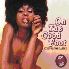 On The Good Foot: Essential Funk Classics (2011, CD NIEUW)2 DISC SET