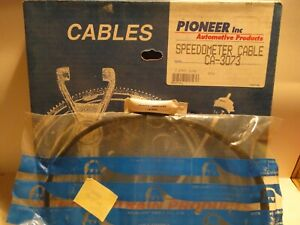 1983-1987 Honda Prelude DX Civic Speedometer Cable Assembly NOS Pioneer CA-3073