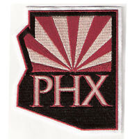 Phoenix Arizona Coyotes Alternate Team Logo Jersey Shoulder Patch NHL Hockey
