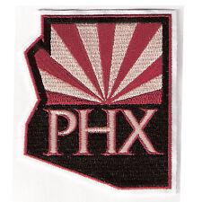 Phoenix Arizona Coyotes Alternate Team Logo Jersey Shoulder Patch NHL Hockey