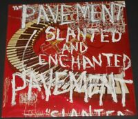 PAVEMENT slanted and enchanted USA LP new sealed REISSUE insert STEPHEN MALKMUS