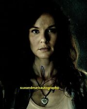 Sarah Wayne Callies Lori Grimes The Walking Dead Autograph UACC RD96