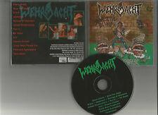 WEHRMACHT - Shark attack CD 2000 MEGA RARE THRASH SPEED METAL KREATOR EXTREMA