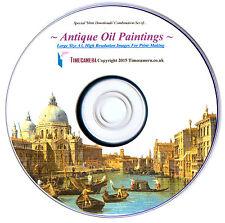 Hacer Jumbo Tamaño famosos pinturas Art Prints-Restaurado, muy imágenes A3 de alta resolución.