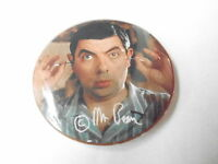 VINTAGE PINBACK BUTTON #74-092 - MR BEAN #3