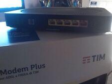 TIM TELECOM SMART MODEM PLUS AG EVO DGA4130 MODEM  VDSL 300 MEGA
