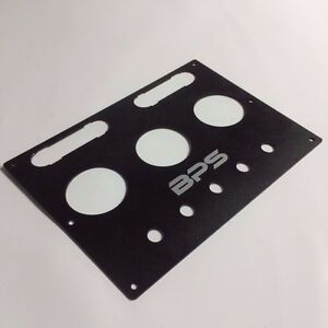 Ford Racing Cobra Jet Mustang GT Shelby GT500 Radio delete Panel 2005-2009