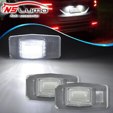 2pcs LED License Plate Light For Ford Escape 2001-2007 Mercury Mariner 2005-2007