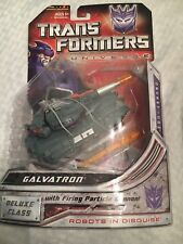 Universe Deluxe Galvatron USED