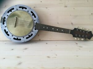 banjo mandolino antico