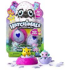 Spin Master Hatchimals CollEGGtibles 2-Pack + Nest