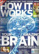 HOW IT WORKS, NO.64 THE MAGAZINE THAT FEEDS MINDS ( SCIENCE * TECHNOLOGY * SPACE