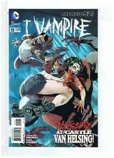 DC Comics New 52 I Vampire #15 NM Jan 2013