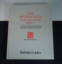 Sotheby's Chinese Meiyintang Collection Part V 2013 Hong Kong Auction Catalog475