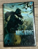 King Kong  (DVD, 2006, Anamorphic Widescreen)  BRAND NEW Sealed Movie