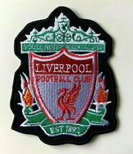 HIGH QUALITY- LIVERPOOL FC LFC  Logo-Embroidered Patch Iron on Sew On