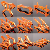 Orange RC 1/5 Aluminum Upgrade Part FOR HPI Racing Baja 5B SS 5T 2.0 Rovan Buggy