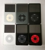 Apple iPod Classic 5th 6th & 7th Generation 30GB To 160GB - All Colors