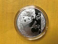 2016 Panda Silver 1 Oz China Bullion Coin