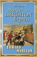 Murder on the Brighton Express (Railway Detective 5),Edward Marston