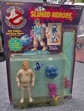 REAL GHOSTBUSTERS SLIMED HEROES RAY STANTZ VAPOR GHOST NEW MOC VINTAGE 1986