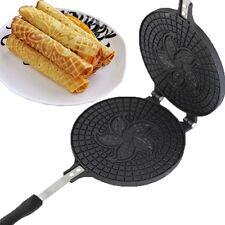 Egg & Pancake Rings Egg Roll Machine Crispy Omelet Mold Baking Pan Waffles Cake