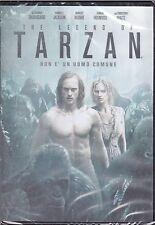Dvd  **THE LEGEND OF TARZAN** nuovo 2016