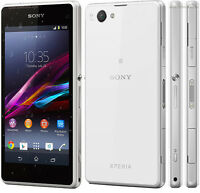 New Original Sony Xperia Z1 Compact D5503 16GB White (Unlocked) Smartphone,20MP