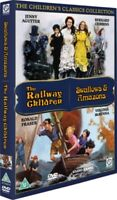 Nuevo The Railway Niños/Swallows And Amazons DVD (OPTD0579)