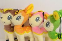 Deerling 4 seasons color Plush MY Pokemon Collection Japan official stuffed doll