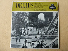 Delius - Paris Song u.a. - London - A.Collins - ACE OF CLUBS   (01252)