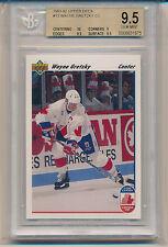 1991 Upper Deck Wayne Gretzky (HOF) (#13) (Canada Cup) BGS9.5 BGS