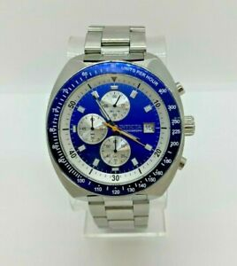 Invicta Chronograph Stainless Steel Watch (31491)