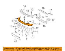 TOYOTA OEM 07-13 Tundra-Bumper Cover-Upper 521290C901