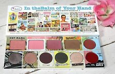 The Balm In theBalm of Your Hand greatest hits vol.1 holiday face palette NEW