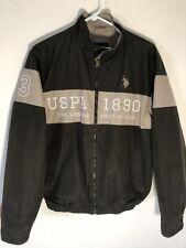 US Polo Assn 1890 Winter Coat Jacket Mens Medium