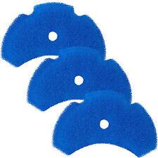 3 x Hozelock easyclear MOUSSE FILTRE blocs 3000/6000/9000