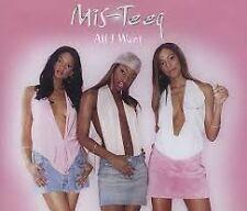 Mis-Teeq - All I Want CD Single