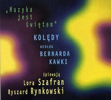 CD LORA SZAFRAN RYSZARD RYNKOWSKI Kolędy * Christmas Carols