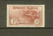 "FRANCE STAMP TIMBRE N° 231 "" ORPHELINS 1F + 25c LA MARSEILLAISE "" NEUF xx SUP"