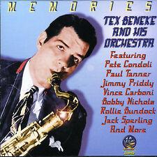 Memories [Sounds of Yesteryear] by Tex Beneke/Tex Beneke & His Orchestra (CD, Ja