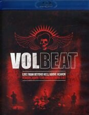 Volbeat - Live from Beyond Hell Above Heaven [New Blu-ray]