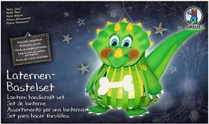 Ursus 18720002 Laternenbastelset Dino