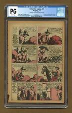 Detective Comics #27 CGC PG 9th Page Only 1269989004 1st app. Batman