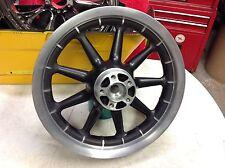 00-08 Rear Harley Davidson OEM 16X3 Wheel Fits Most Models blk