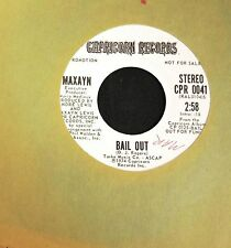 Maxayn Capricorn DJ 0041 Bail Out Both Sides