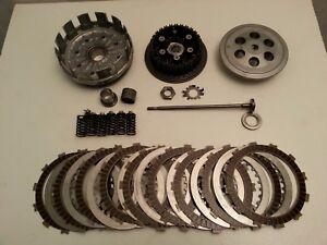 2008 KTM 505 SX F clutch assembly