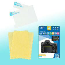 Nikon D750 Top & Back LCD Screen Film Protector Scratch Resistance JJC LCP-D750
